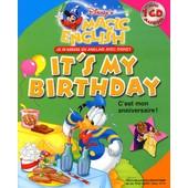 It's My Birthday - (1cd Audio) de Hachette