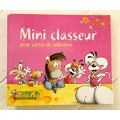 Mini Classeur Pour Cartes De Collection Diddl
