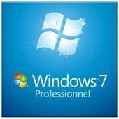 Microsoft Get Genuine Kit For Windows 7 Professional Sp1 - Licence - 1 Pc - Oem, L�galisation - Dvd - 32/64-Bit - Fran�ais