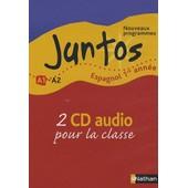 Juntos Espagnol - 1�re Ann�e Cd Audio Pour La Classe de Clemente Edouard