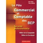 Commercial Et Comptable Bep 2e Pro M�tiers De La Comptabilit� M�tiers Du Secr�tariat Le P�le de Ha�m Arouh