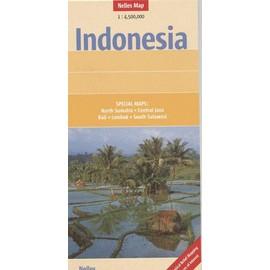Indonesia 1 : 4 500 000