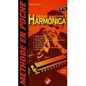 D�couvrir Et Apprendre L'harmonica de S�bastien Charlier