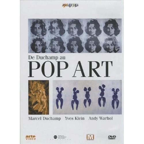 Editions Montparnasse Palettes De Duchamp au Pop Art