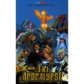 X-Men : L'ere D'apocalypse Tome 3 de Joe Madureira
