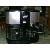 Quigg 99H02 - Combin� cafeti�re/expresso