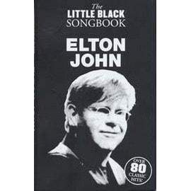 JOHN ELTON LITTLE BLACK SONGBOOK