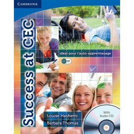 Occasion, Success At Cec Self-Study Student's Book With Audio Cd French Edition