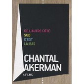 Coffret Chantal Akerman de Chantal Akerman