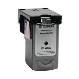 1 Cartouche D'encre Compatible �quivalente � Canon Cartridge Pg-40 - Black - Et Pg40 Pg 40 - Pour Les Imprimantes: Ip 1200 1300 1600 1700 1800 2600 Mp 140 150 160 170 180 190 210 220 45