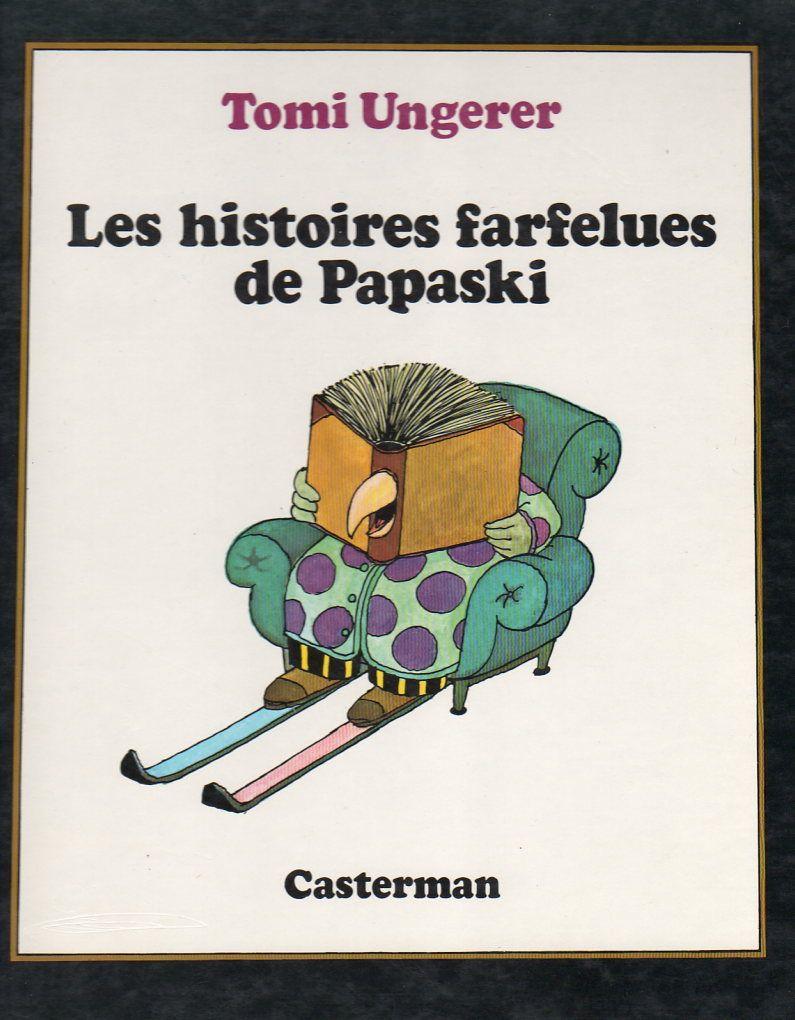 Les histoires farfelues de papaski