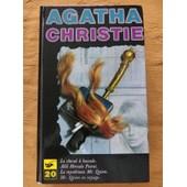 Agatha Christie : Oeuvres Compl�tes - Volume 20 - Le Cheval � Bascule / All� Hercule Poirot / Le Myst�rieux Mr. Quinn / Mr. Quinn En Voyage. de Agatha Christie