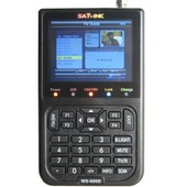 Satlink WS6908 mesureur de champs digital satellite dvb-s