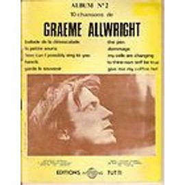 Album n°2 10 chansons de Graeme Allwright, Intersong Tutti, Henrik...