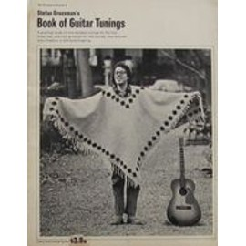 stefan grossman - book of guitar tunings