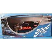 Ford Sierra Rs 500 #7 Texaco 1988 Vitesse 1/43 Sport Racing Black Noir