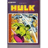 Album Hulk Pocket Color N� 1