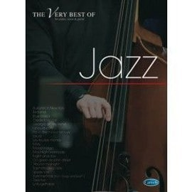 The very best of jazz - chant + piano + accords - Carisch