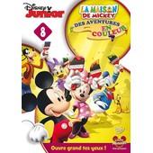 La Maison De Mickey - 08 - Des Aventures En Couleur