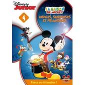 La Maison De Mickey - 04 - Indices, Surprises Et Friandises
