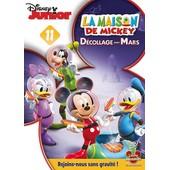 La Maison De Mickey - 11 - D�collage Pour Mars
