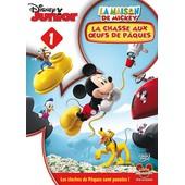 La Maison De Mickey - 01 - La Chasse Aux Oeufs De P�ques
