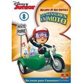 Manny Et Ses Outils - 08 - Les Aventures En Moto