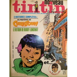 Tintin Nouvelle S�rie N� 21