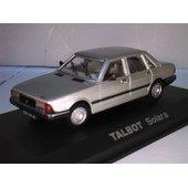 Simca Talbot Solara Voiture Miniature 1/43 De Collection Nor 580021