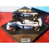 Williams Renault Fw16 #5 Test Car 1995 Damon Hill Onyx 231 1/43 Formula One F1