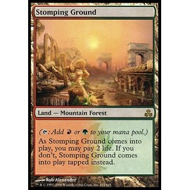 Stomping Ground, Guildpact, Anglais