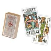 Jeux De 78 Cartes Tarot De Luxe Grimaud En Bo�te Cristal