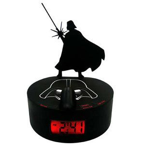 Réveil Dark Vador Projection Ombre Star Wars, Cadeau Star Wars