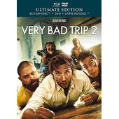 Very Bad Trip 2 - Ultimate Edition - Blu-Ray+ Dvd + Copie Digitale de Todd Phillips