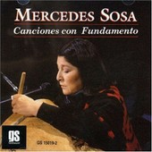 Canciones Con Fundamento - Sosa, Mercedes