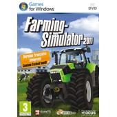 Jeu Vid�o : Farming Simulator 2011