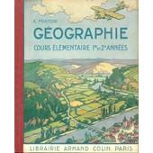 G�ographie Cours El�mentaire 1�re Et 2eme Ann�es de A Fraysse