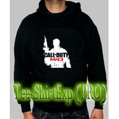 Pull Capuche Call Of Duty Modern Warfare 3 - Sweat Capuche Call Of Duty Modern Warfare 3 Cod Mw3 - Taille S M L Xl Xxl