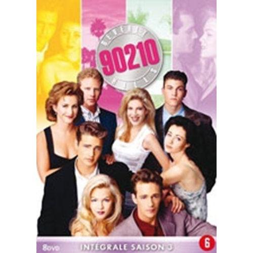 BEVERLY HILLS 90210 L'INTÉGRALE DE LA SAISON 3 - COFFRET 8 DVD (DVD)