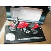 Solido 1/18 Moto Ducati Sportclassic Sport 1000 Rouge