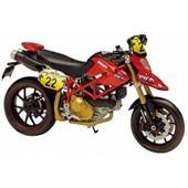 Solido 1/18 Moto Ducati Hypermotard 1100 S Tour De France 2008 !!!