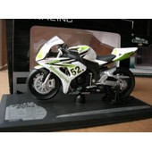 Solido 1/18 Moto Honda Cbr 1000 Rr Racing N�52 2007!!!