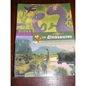 Superscope N° 2 Dossier Les Dinosaures de Marie-Sabine Roger