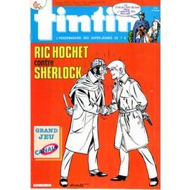 Tintin L'hebdomadaire Des Super Jeunes N� 587 : Tintin