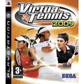 Virtual Tennis 2009
