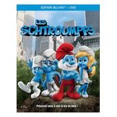Les Schtroumpfs - Combo Blu-Ray + Dvd de Raja Gosnell