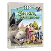 Shrek Le Troisi�me - Combo Blu-Ray 3d + Blu-Ray 2d de Chris Miller