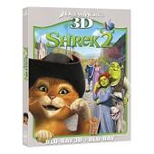 Shrek 2 - Combo Blu-Ray 3d + Blu-Ray 2d de Andrew Adamson