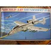 Kit Maquette Fairchild A-1o Thunderbold Ii