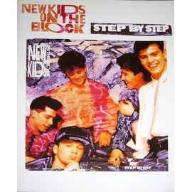 step by step new kids on the block